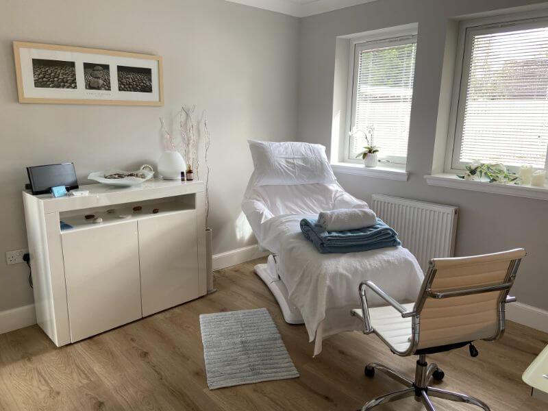 Jan Parker Therapies studio
