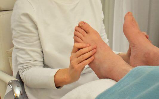 Jan Parker Therapies reflexology